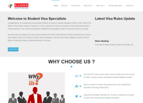 studentvisa.in