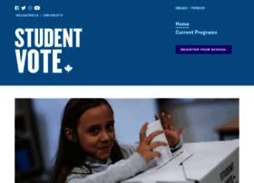 studentvote.ca
