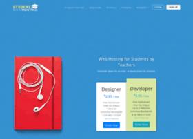 studentwebhosting.com