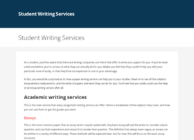 studentwritingservices.com