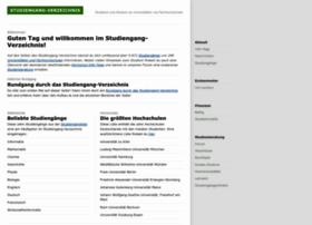studiengang-verzeichnis.de