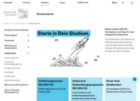 studienstarter.uni-konstanz.de