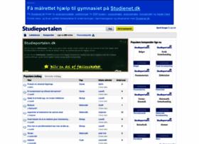 studieportalen.dk