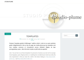 studio-plume.org