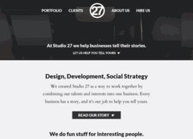 studio27indy.com