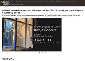 studioat550.org