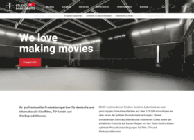 Studiobabelsberg.com