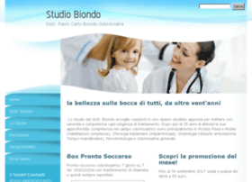 studiobiondo.com