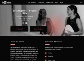 studiocity.barmethod.com
