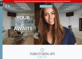 studiocitydentalarts.com