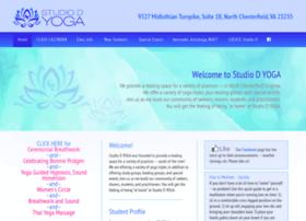 studiodyoga.com