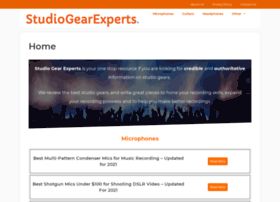 studiogearexperts.com