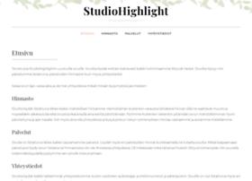 studiohighlight.fi