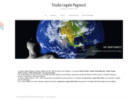 studiolegalepagnozzi.it