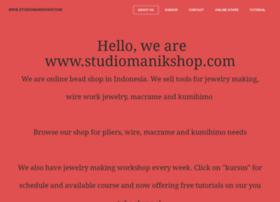 studiomanikshop.com