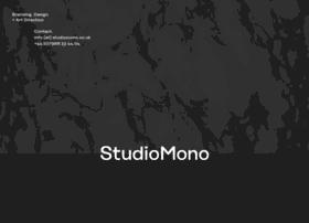 studiomono.co.uk