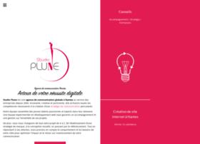 studioplune.fr