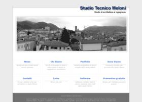 studiotecnicomeloni.com