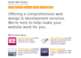 studiowebdesign.co.uk