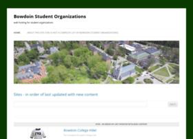 studorgs.bowdoin.edu