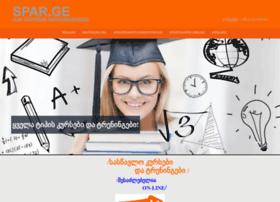 study.spar.ge