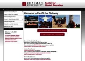 studyabroad.chapman.edu