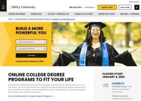 studyabroad.devry.edu