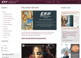 studyabroad.eku.edu