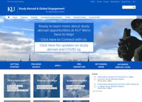 studyabroad.ku.edu