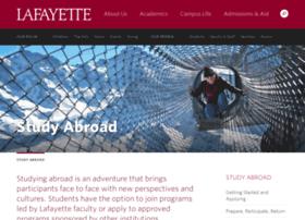 studyabroad.lafayette.edu