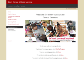 studyabroad.wku.edu