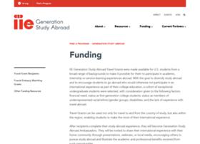 studyabroadfunding.org