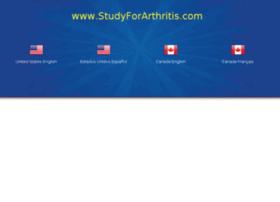 Studyforarthritis.com