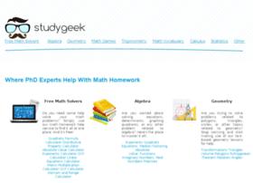 studygeek.org