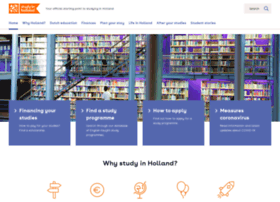 studyinholland.com