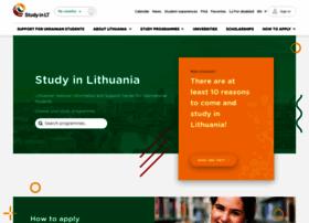 studyinlithuania.lt