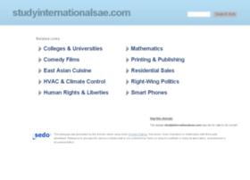 studyinternationalsae.com