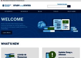studyinthestates.dhs.gov