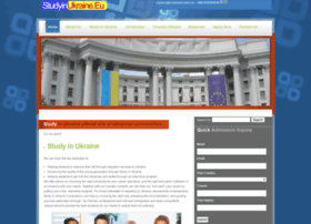 studyinukraine.eu