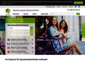 studylingua-sprachaufenthalte.ch