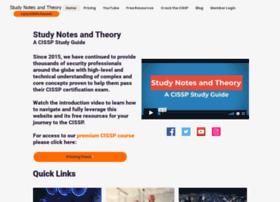 studynotesandtheory.com