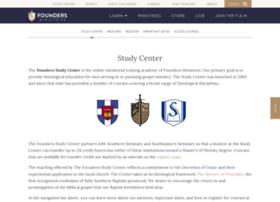 studyonline.founders.org