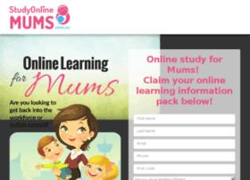 studyonlinemums.com.au