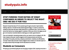 studyquiz.info