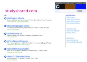 studyshared.com