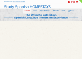 studyspanishhomestays.com