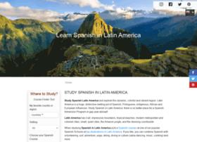 studyspanishlatinamerica.com