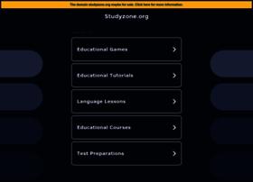 studyzone.org