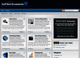 stuffdaverecommends.com