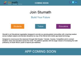 stumath.com